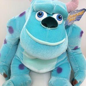 Disney monsters inc plush NWT